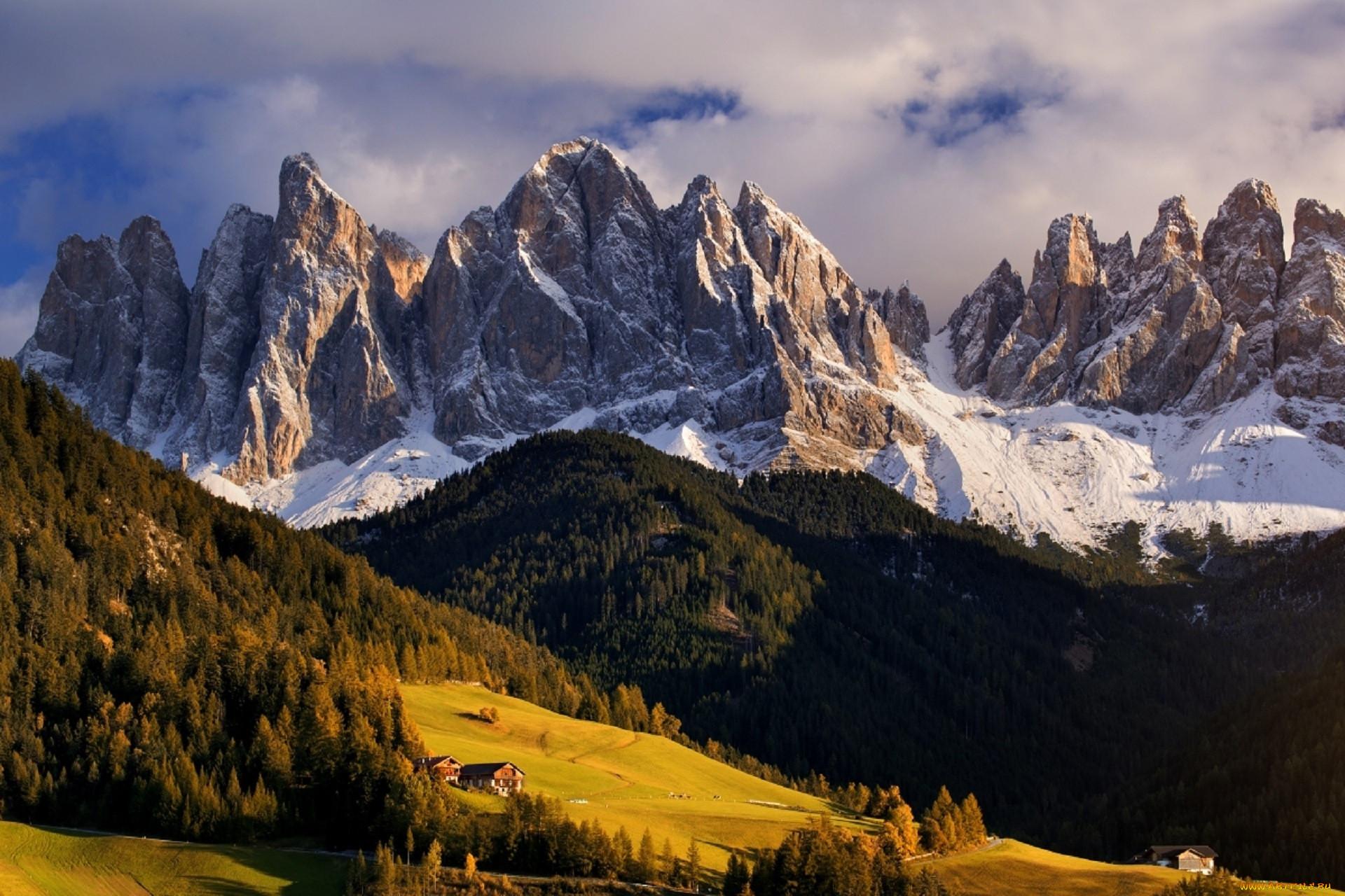 вам десять доломитовые альпы италия фото уверен, что